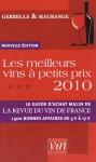 Les meilleurs vins à petits prix 2010 - Gerbelle & Maurange.jpg